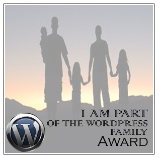 The Wordpress Family Award 2013